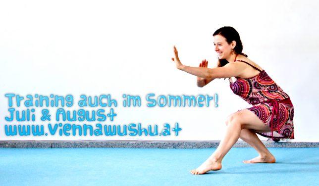 Kung Fu im Sommer Wien 1070